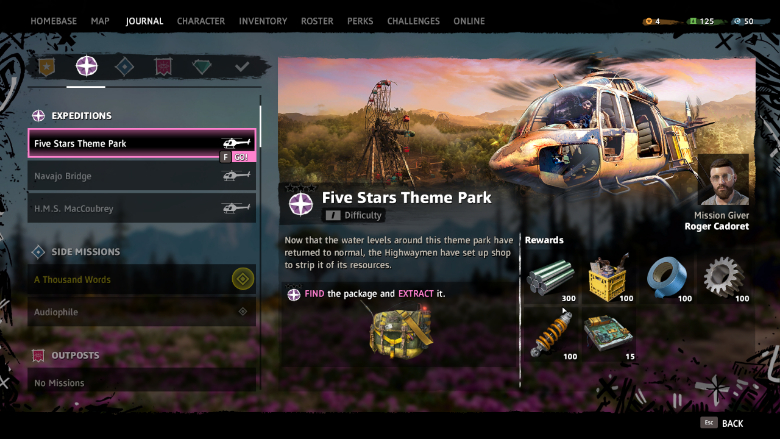 How To Get Titanium Rods In Far Cry New Dawn Heavy Com