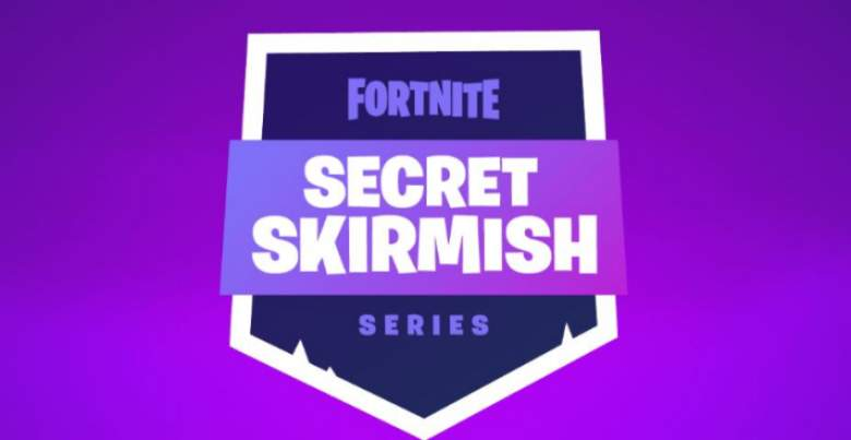 Fortnite Secret Skirmish Day 1 rules