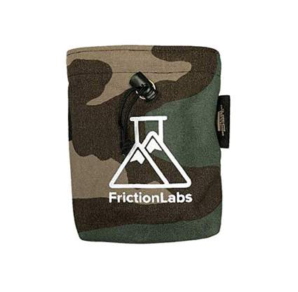 FrictionLabs Climbing Chalk Bag with Easy-Clip Belt