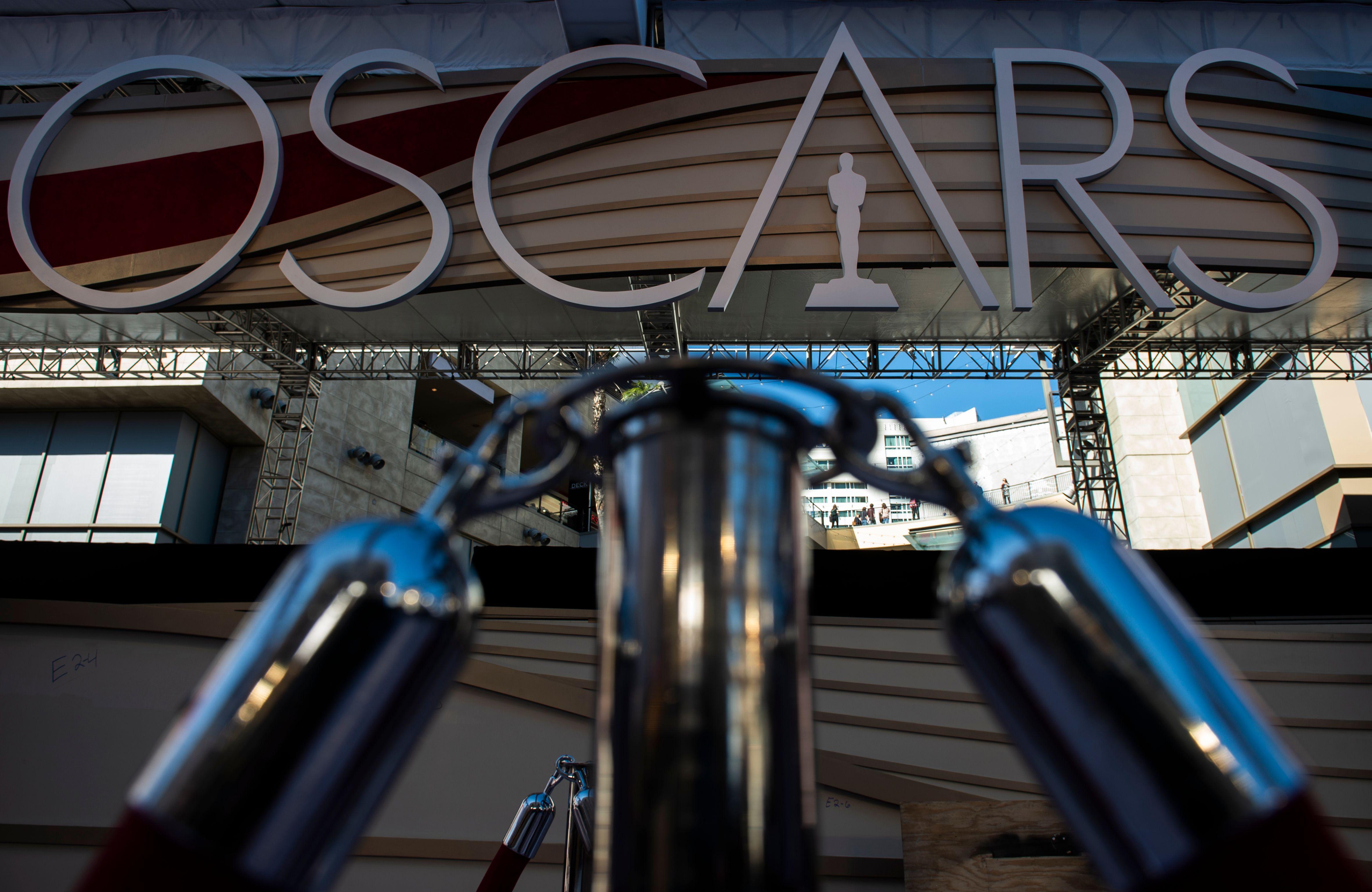 Oscars 2019 Red Carpet