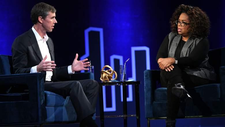 Beto and Oprah