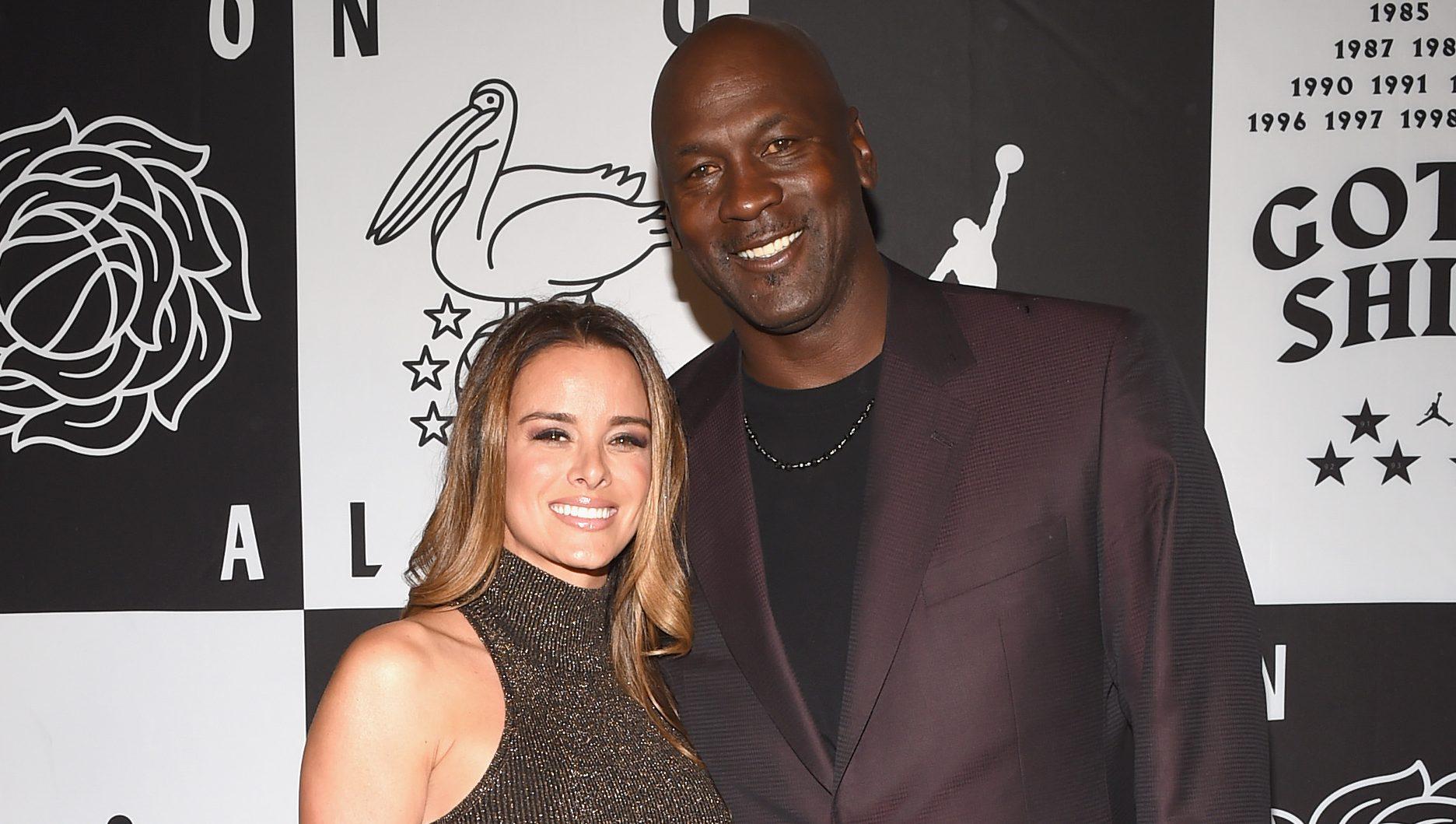 Yvette Prieto, Michael Jordan's Wife: 5