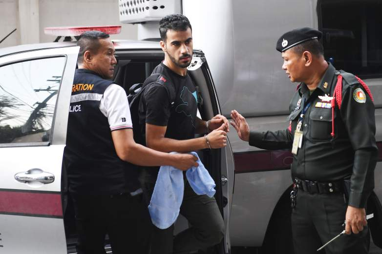 Hakeem Al-Araibi Arrest