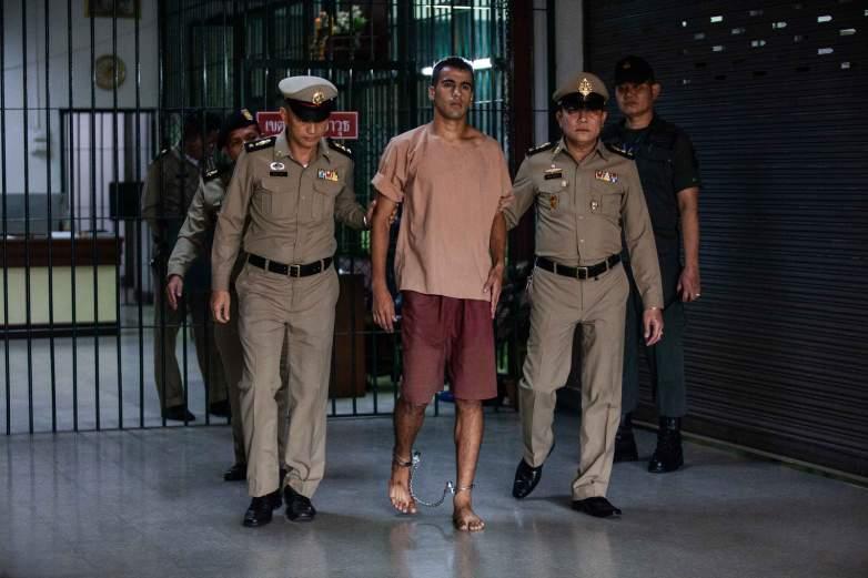 Hakeem al-Araibi Attends Court