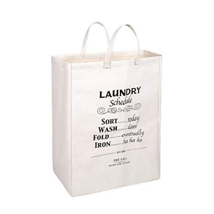 The C.H.O. Hilarious Laundry Hamper