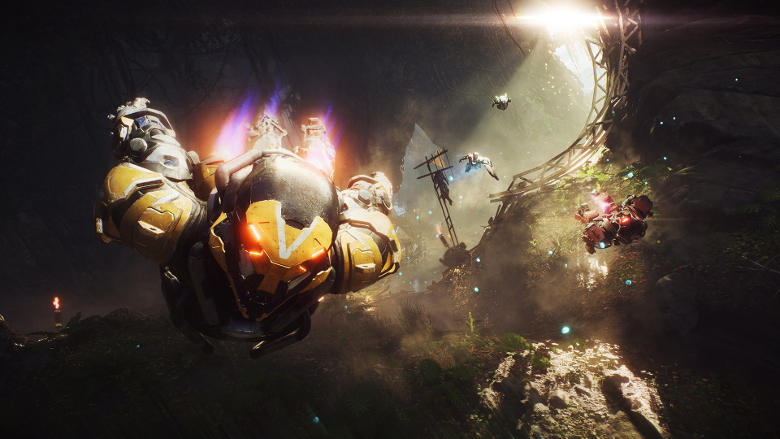 How to Fly Longer in Anthem