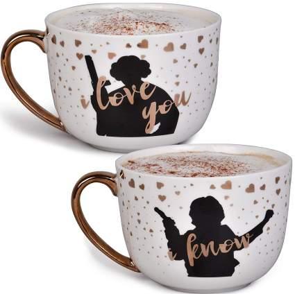 i love you i know mugs