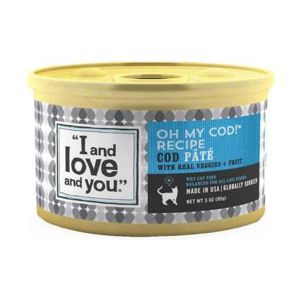 i and love and you wet cat food