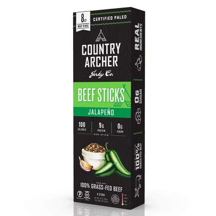 Jalapeno Beef Sticks by Country Archer