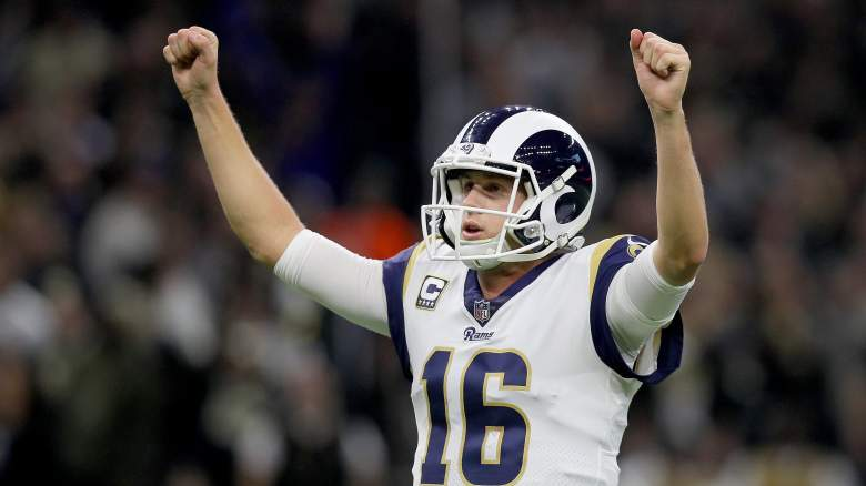 Jared Goff S Age How Rams Qb Compares To Past Super Bowl Qbs Heavy Com