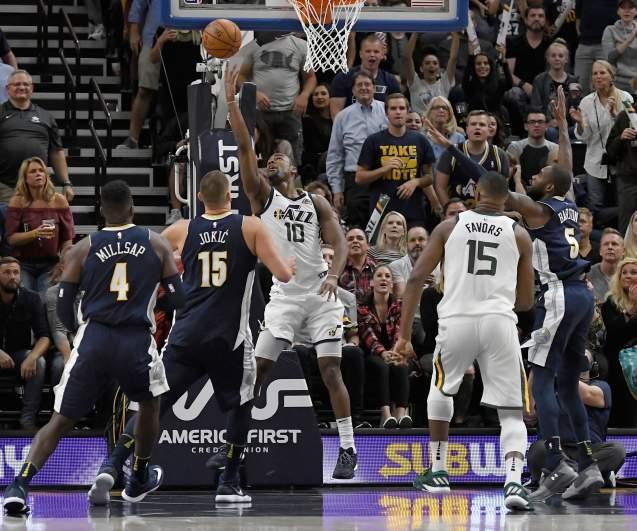 Denver Nuggets vs Utah Jazz