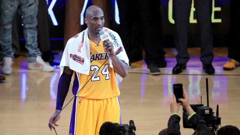 Kobe Bryant Lakers LeBron James
