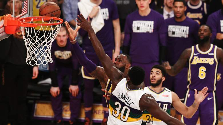 Los Angeles Lakers Playoffs