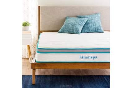 linenspa 8inch best budget mattress