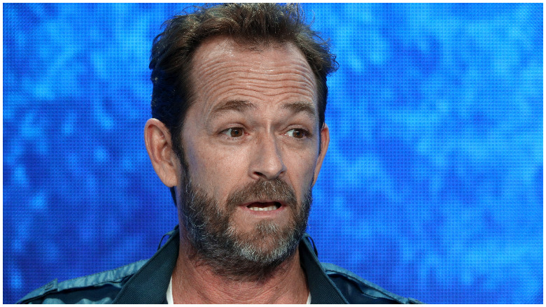 luke perry stroke