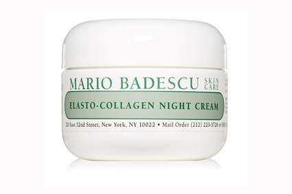 elastin and collagen night cream