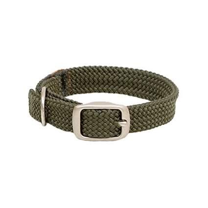 Mendota double braid cool dog collar