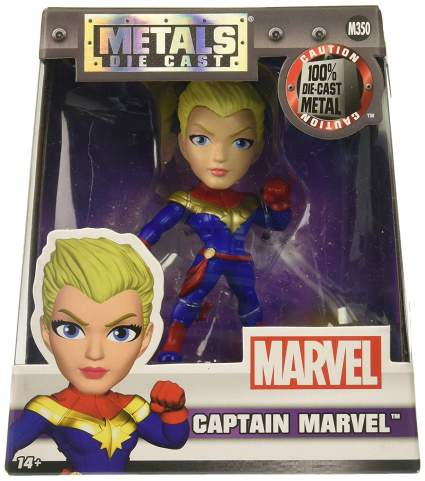 captain marvel figure
