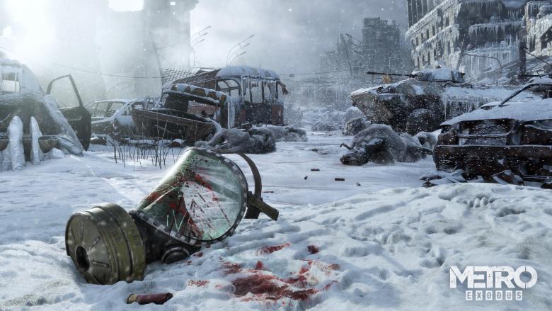 Metro Exodus New Game Plus
