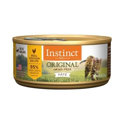 Nature's Variety instinct wet cat food