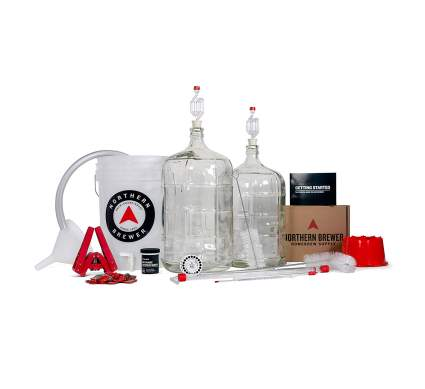 Northern Brewer home brew kit