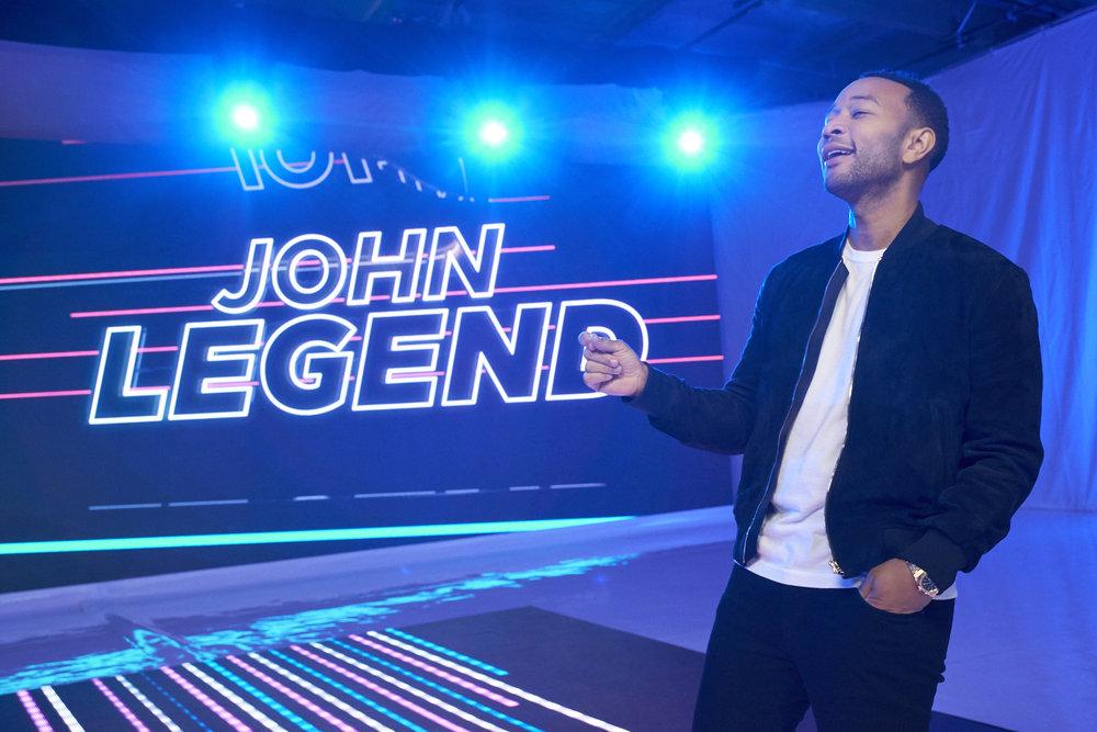 John Legend The Voice