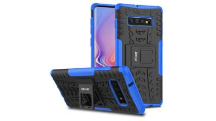 olixar armourdillo galaxy s10 case