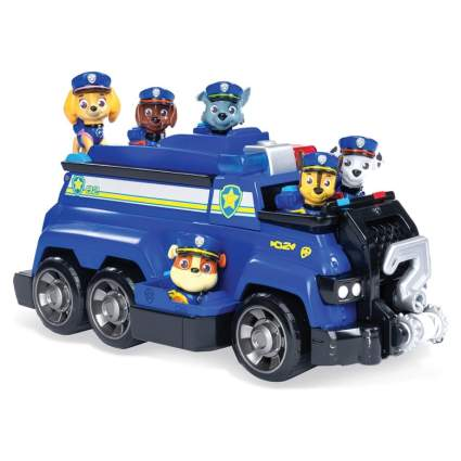 Paw Patrol, Chase's Total Team Rescue Police Cruiser Vehicle