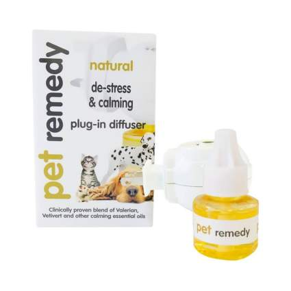 Pet Remedy plug-in diffuser dog anxiety medication