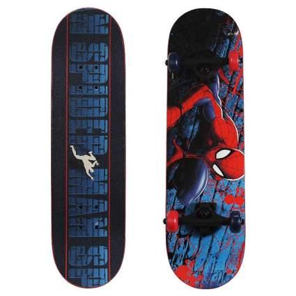 PlayWheels Ultimate Spider-Man 28 Inch Complete Skateboard