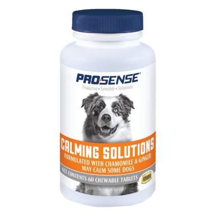 Pro-Sense calming solutions dog anxiety medication