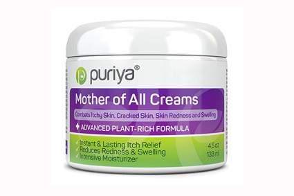 plant based eczema cream