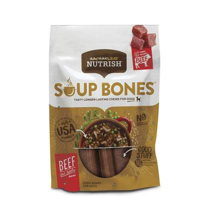Rachael Ray Nutrish soup bones best dog treats