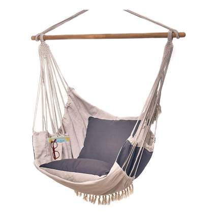 reclining hammock chair