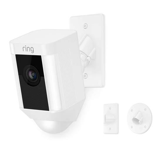ring spotlight security camera