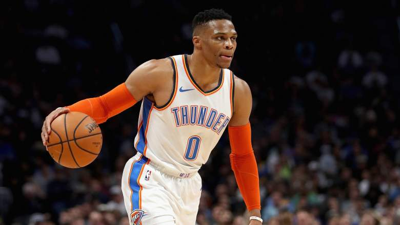 Houston Rockets Roster Starting Lineup Russell Westbrook Trade