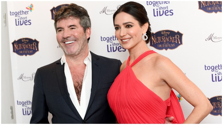 Does Simon Cowell Have A Wife Is He Married Heavy Com