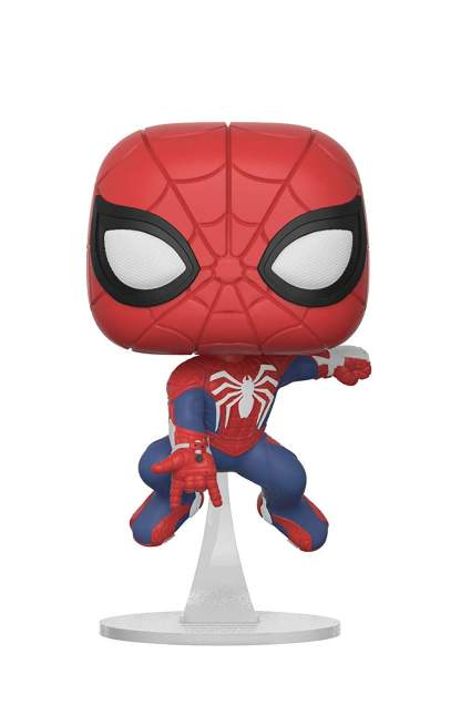 spider-man ps4 funko pop
