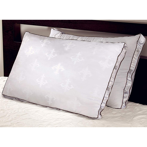 Stearns & Foster Lux Estate Memory Core Pillow, Standard, White