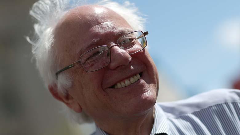 Bernie Sanders age