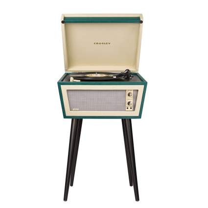 Crosley CR6231A-GR1 Sterling Portable Turntable