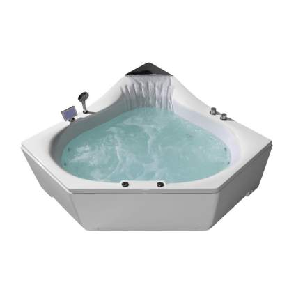 corner fit jetted tub