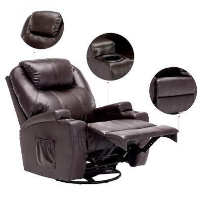 windaze Massage Recliner Chair