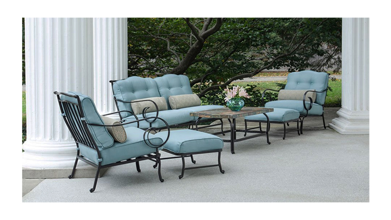 Wrought Iron Patio Furniture Pieces
