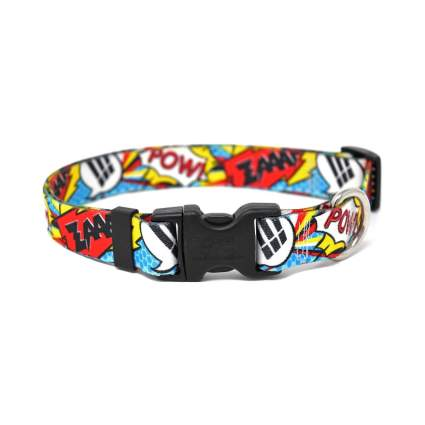 Yellow Dog Design comics cool dog collar