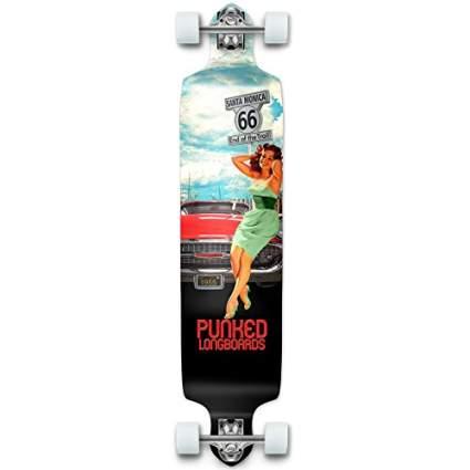 yocacher long board