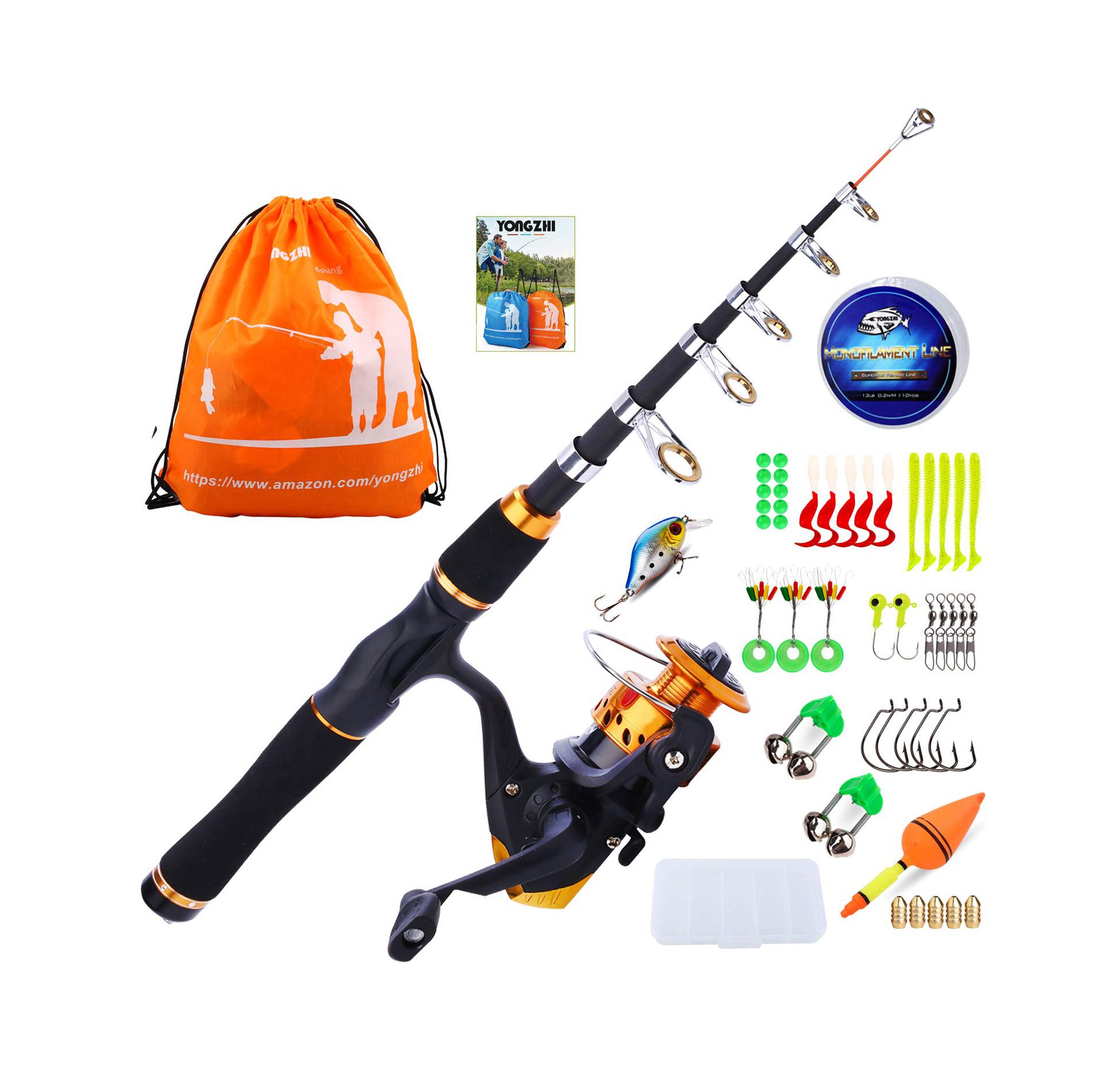 Mini Fishing Super Short Rod Lightweight Retractable Fishing Rod Fishing Accesso