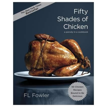 50 shades of chicken cookbook