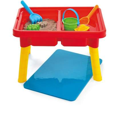 Sand 'n Splash Activity Table with Storage Compartment and Lid