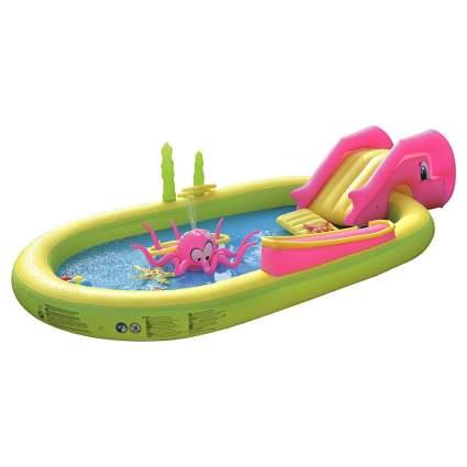 Giant Inflatable Sea Animal Kiddie Play Pool